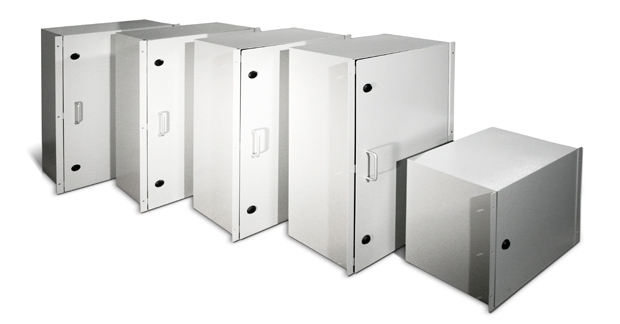 Cabinets, Cubicles, Metal Boxes & Enclosures